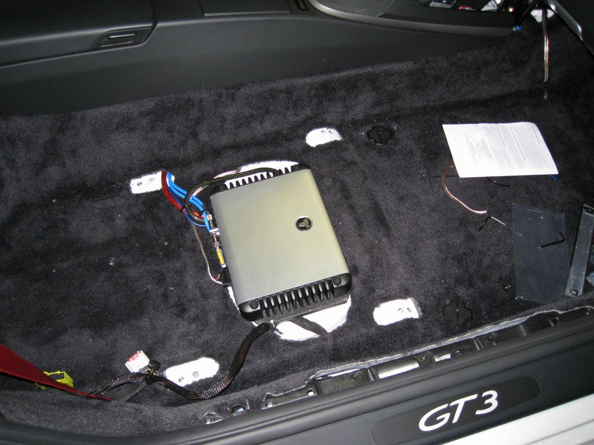 Non Bose Replacement Speakers 6speedonline Porsche